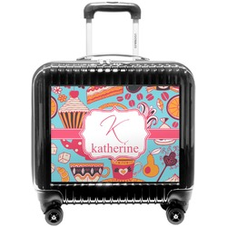 Dessert & Coffee Pilot / Flight Suitcase (Personalized)