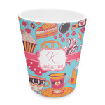 Dessert & Coffee Plastic Tumbler 6oz (Personalized)