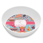Dessert & Coffee Melamine Bowl 8oz (Personalized)