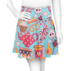 Dessert & Coffee Skater Skirt (Personalized)