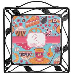 Dessert & Coffee Trivet (Personalized)