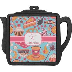 Dessert & Coffee Teapot Trivet (Personalized)