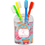 Dessert & Coffee Toothbrush Holder (Personalized)