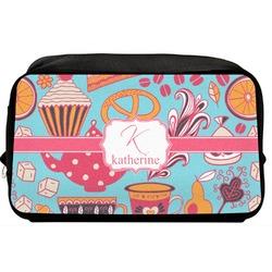Dessert & Coffee Toiletry Bag / Dopp Kit (Personalized)