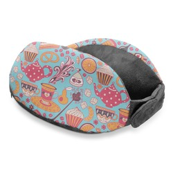 Dessert & Coffee Travel Neck Pillow (Personalized)