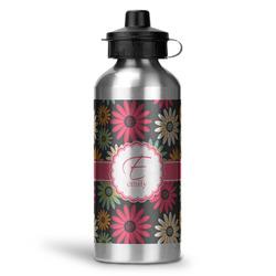 Daisies Water Bottle - Aluminum - 20 oz (Personalized)