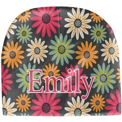 Daisies Baby Hat (Beanie) (Personalized)