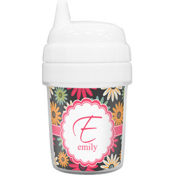 Daisies Baby Sippy Cup (Personalized)
