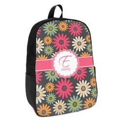 Daisies Kids Backpack (Personalized)
