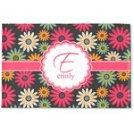 Daisies Woven Mat (Personalized)