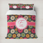 Daisies Duvet Cover (Personalized)