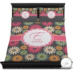 Daisies Duvet Cover Set (Personalized)