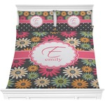 Daisies Comforter Set (Personalized)