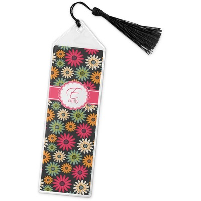 Daisies Book Mark w/Tassel (Personalized)