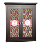 Daisies Cabinet Decal - Custom Size (Personalized)