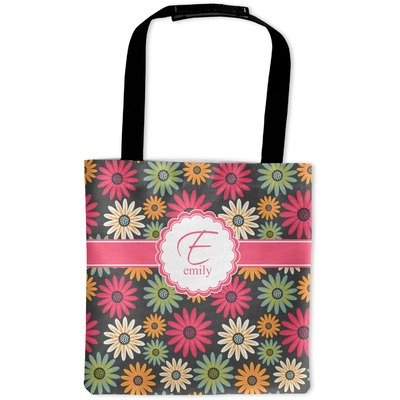 Daisies Auto Back Seat Organizer Bag (Personalized)