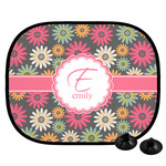 Daisies Car Side Window Sun Shade (Personalized)