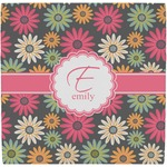 Daisies Ceramic Tile Hot Pad (Personalized)
