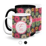 Daisies Coffee Mugs (Personalized)