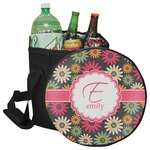 Daisies Collapsible Cooler & Seat (Personalized)