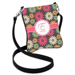 Daisies Cross Body Bag - 2 Sizes (Personalized)