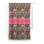 Daisies Curtain (Personalized)