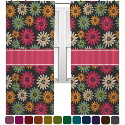 Daisies Curtains - 40