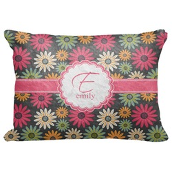 """Daisies Decorative Baby Pillowcase - 16""""x12"""" (Personalized)"""