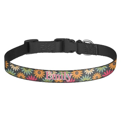 Daisies Dog Collar (Personalized)
