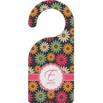 Daisies Door Hanger (Personalized)