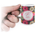 Daisies Espresso Cups (Personalized)