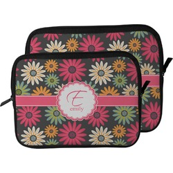 Daisies Laptop Sleeve / Case (Personalized)