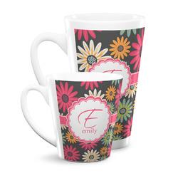 Daisies Latte Mug (Personalized)