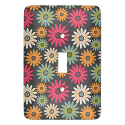 Daisies Light Switch Covers (Personalized)