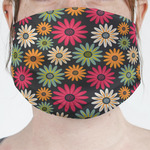 Daisies Face Mask Cover (Personalized)