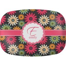Daisies Melamine Platter (Personalized)