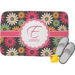 Daisies Memory Foam Bath Mat (Personalized)