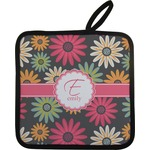 Daisies Pot Holder (Personalized)