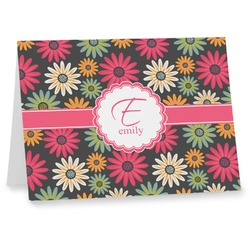 Daisies Notecards (Personalized)