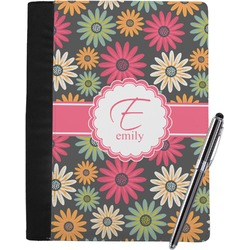 Daisies Notebook Padfolio (Personalized)