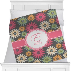 Daisies Blanket (Personalized)