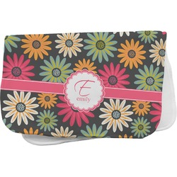 Daisies Burp Cloth (Personalized)