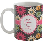 Daisies Coffee Mug (Personalized)