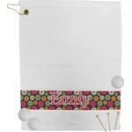 Daisies Golf Towel (Personalized)