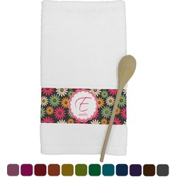 Daisies Kitchen Towel (Personalized)