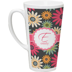 Daisies Latte Mug (Personalized)