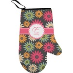 Daisies Right Oven Mitt (Personalized)