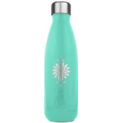 Daisies RTIC Bottle - Teal (Personalized)