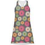 Daisies Racerback Dress (Personalized)