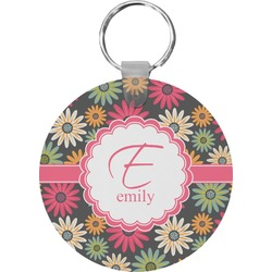 Daisies Keychains - FRP (Personalized)